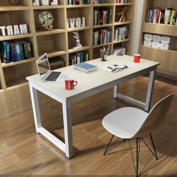 木栎家 电脑桌 办公家具 书桌写字台 可以定做桌子(黑