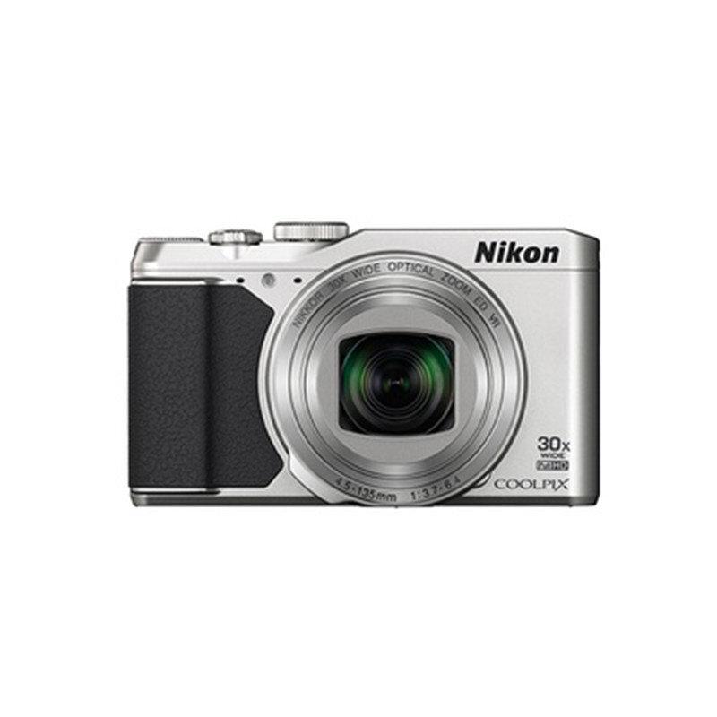 【尼康coolpix s9900s数码相机浅灰色套餐二图片】()