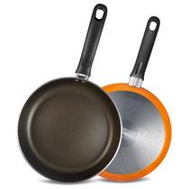 愛仕達煎鍋ASD 22CM火龍眼不粘鍋煎鍋平底鍋G8222煎蛋鍋牛排煎鍋