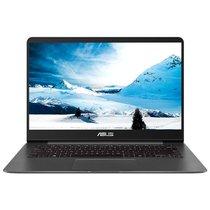 华硕(ASUS)灵耀U4100UQ7200 14英寸窄边框学习笔记本I5-7200U处理器/4G/256固态/2G独显(银灰)