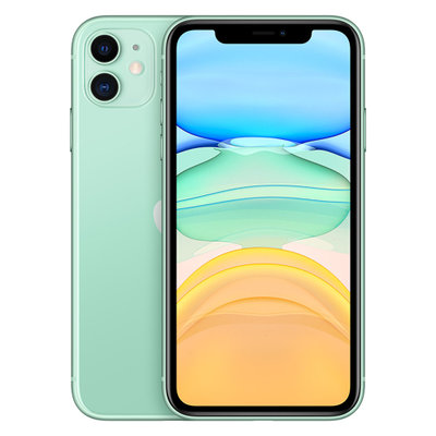 移动端:5899元 苹果手机iPhone 11(128G)绿