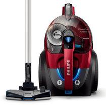 飛利浦(Philips)吸塵器FC9735 家用小型大功率迷你吸塵機手持式無塵袋1800W地毯、地板適合多種材質