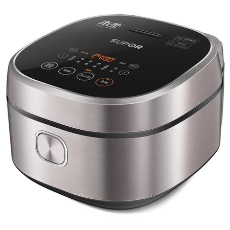 苏泊尔(SUPOR)SF40HC45 电饭煲 4L 本釜IH电磁电饭煲 星空银