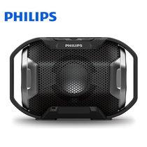 飛利浦(PHILIPS)SB300B 無線便攜藍牙音箱 迷你防震漂浮戶外運動音響 小音響