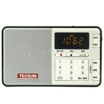 德生(Tecsun) Q3 袖珍式广播收音机 操作简单 携带方便 黑色