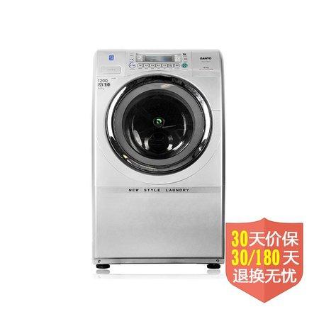 三洋(sanyo)xqg65-l903bhs洗衣机(亮银)