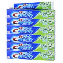 佳洁士(CREST) 草本水晶牙膏(清爽薄荷香型) 90g 六只装