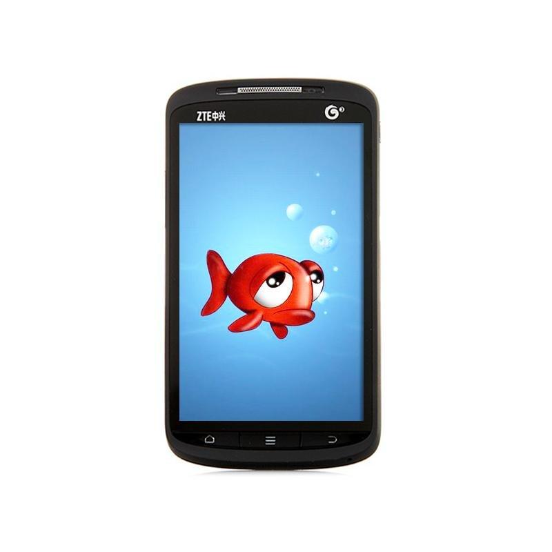 中兴(zte)zte-t u960s手机(橡胶黑)移动定制
