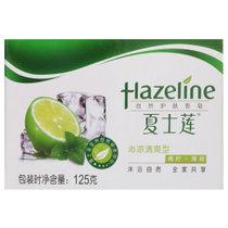 夏士莲怡神静肤型香皂125克