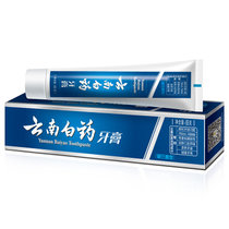 云南白药留兰香型牙膏65g 新老包装随机发货