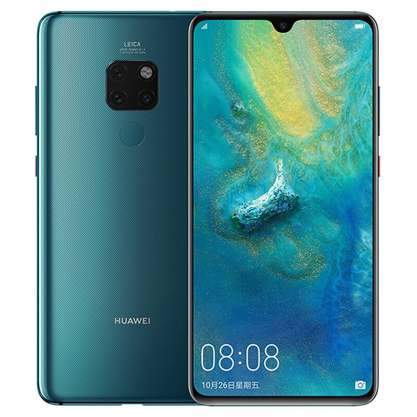HUAWEI 华为 Mate 20 智能手机 6GB+128GB 翡冷翠 ¥3399