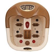 宋金ZD5L-SJ817S足浴盆全自动加热自动恒温洗脚盆非电动加热按摩泡脚盆足疗盆足浴器洗脚桶足疗机气血循环机足底按摩器(半盖式)