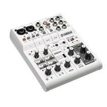 Yamaha/雅马哈 AG06 模拟调音台带声卡家用电脑K歌录音6?#36820;?#38899;台