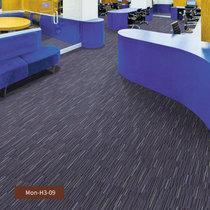 办公室地毯方块地毯方块写字楼台球室棋牌室沥青块毯50*50CM(Mon-H3-09)