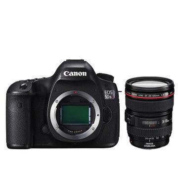 佳能(Canon)EOS 5DSR专业全画幅单反相机 5dsr 5DS R(24-105 4LIS II USM 延保)