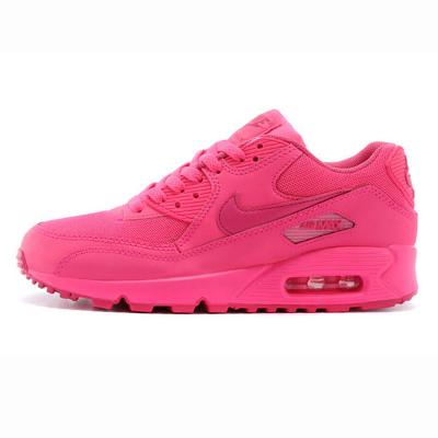 耐克Nike air max90系列 女鞋气垫鞋休闲鞋跑步鞋运动鞋345017 601