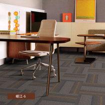 办公室地毯拼接方块纯色卧?#34915;?#38138;房间寝室客厅家用商用写字楼满铺地毯(?#33322;?06)