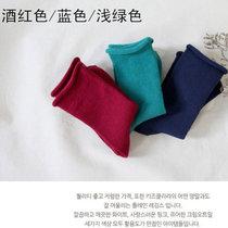 婴儿袜子0-6-12个月春夏棉薄款宝宝松口镂空袜儿童中筒袜1-3岁(天蓝色 0-2岁)