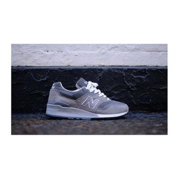 新百伦 New Balance NB M997系列潮流活力男士休闲鞋男女运动跑步鞋(GY 42 ... 46e905c3481e
