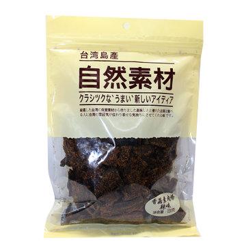 自然素材香菇素肉条辣味120g/袋台湾进口 一鼎美食