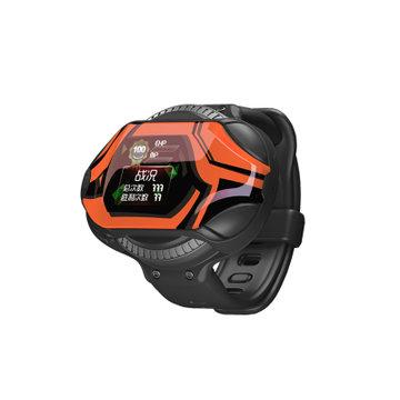 泰拉星环学生电话定位手表电视剧同款体感运动智能对战手表【橙色】
