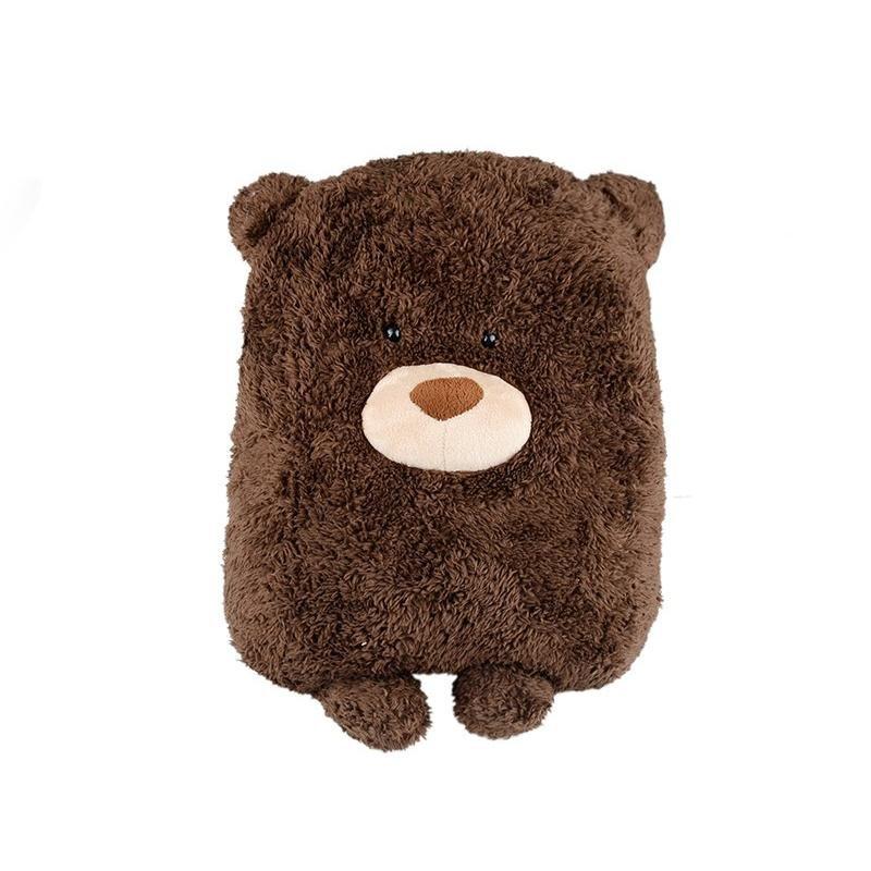 【毛绒/布艺图片】酷噜海底世界普雷森正版加拿大棕熊