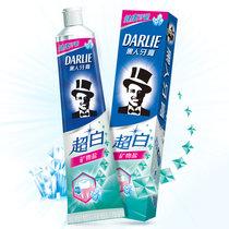 黑人(DARLIE)牙膏140g(矿物盐)