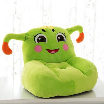 卡通儿童懒人沙发坐垫立体动物卡通座椅榻榻米垫子(糖