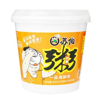 苏伯一品海鲜粥40g/杯