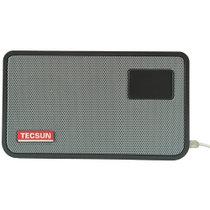 德生(Tecsun) ICR-100 收音机 广播录音机 体积纤小 操作简单 黑色