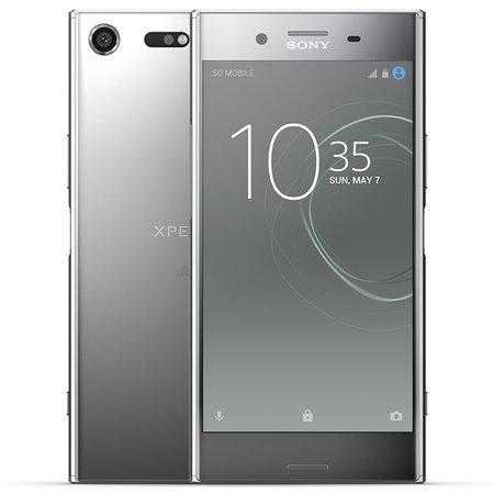 索尼(SONY) Xperia XZ Premium Dual (G8142) 移动联通4G手机 闪银 64G