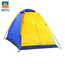凹凸 户外单人单层帐篷 休闲帐蓬  野营帐篷 带天窗旅游帐篷  SY001
