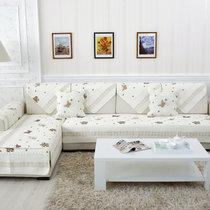 静欣家居?#35013;?#36148;碟纯棉面料防滑沙发套沙发布全盖全包定做沙发垫老式现代简约简易欧式皮定制沙发套沙发床罩沙发毯子沙发罩沙发包