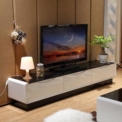 梅德比 电视柜 欧式家具 现代简约电视柜 客厅家具组合 tv8606