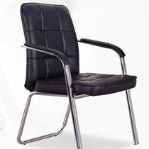 億景鴻基 電腦椅家用辦公椅簡約職員會議室麻將椅舒適學生宿舍凳子靠背椅子 九宮格椅子(黑 YP10)