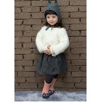 秋冬婴儿袜子0-3-6-12个月儿童袜子宝宝加厚防滑袜中筒袜1-2-3岁(粉色 0-2岁)