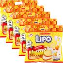 越南进口lipo早餐面包干300gx5袋 进口饼干糕点小零食礼包特产好吃的休闲零食小吃