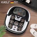 KASJ 1612 足浴盆全自动按摩加热泡脚盆电动洗脚盆(黑色 热销)