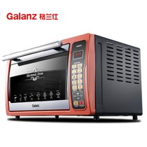 【领券购再优惠】格兰仕(Galanz)烤箱家用电脑版多功能烘焙30升/L 单键单控 带转叉热风 K2