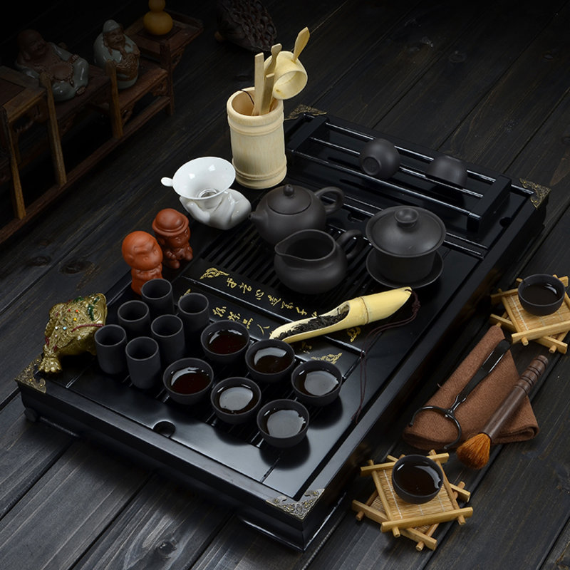 茶具套装使用方法 步骤-茶具使用方法图解|简单茶具的