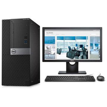 戴尔(dell)optiplex 3050mt(3046mt升级款)微塔式办公娱乐台式机电脑图片