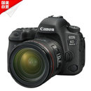 佳能(Canon)EOS 6D Mark II(EF 24-70 f/4L IS USM) 约2620万像素 DIGIC7处理器 支持Wi-Fi