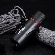 菲莱仕袖珍儿童单筒望远镜高倍高清夜视微光防水便携观鸟镜T30 国美超市甄选