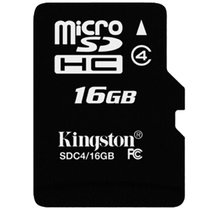 金士顿(Kingston)16GB Class4 TF(Micro SD)存储卡