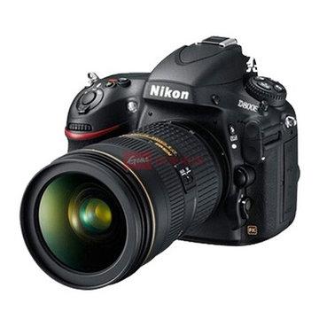 尼康(Nikon)D800E(24-70mm f/2.8G)套机 专业级全画幅单反数码相机(套餐八)