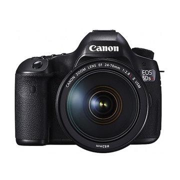 佳能 (Canon) EOS 5DS机身+EF 24-70mm /2.8L II USM 5ds 单反组合套机(黑色)(套餐三)