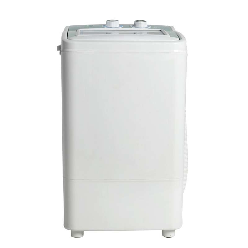 日普(Ripu)XPB40-178 4公斤 半自动单缸洗衣机(白色)商品大图