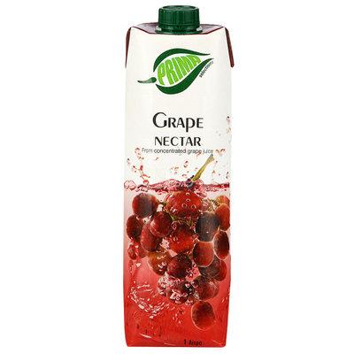【国美自营】塞浦路斯进口 浦瑞曼 PRIMA 葡萄汁饮料1升