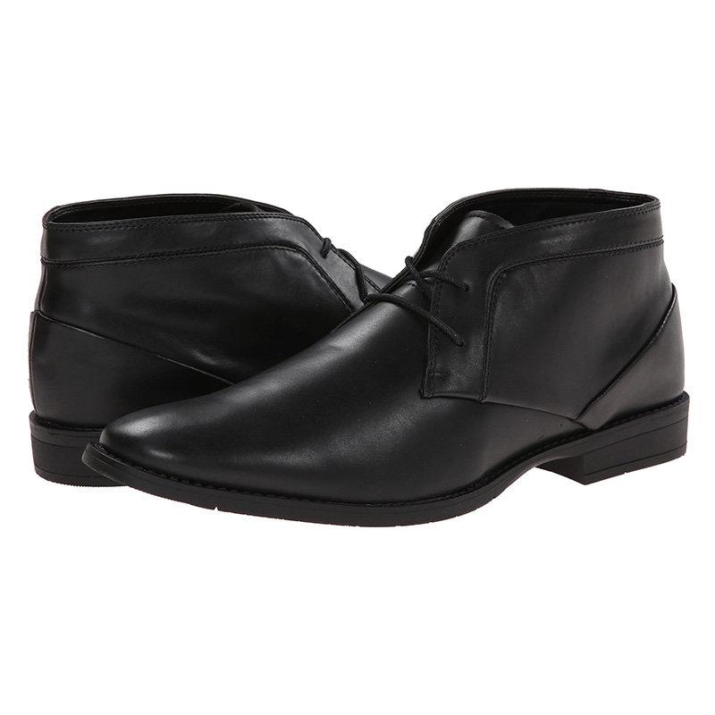 Calvin Klein /CK  Wilson 2 男士商务休闲皮鞋 男鞋8408901(黑色 41)商品大图
