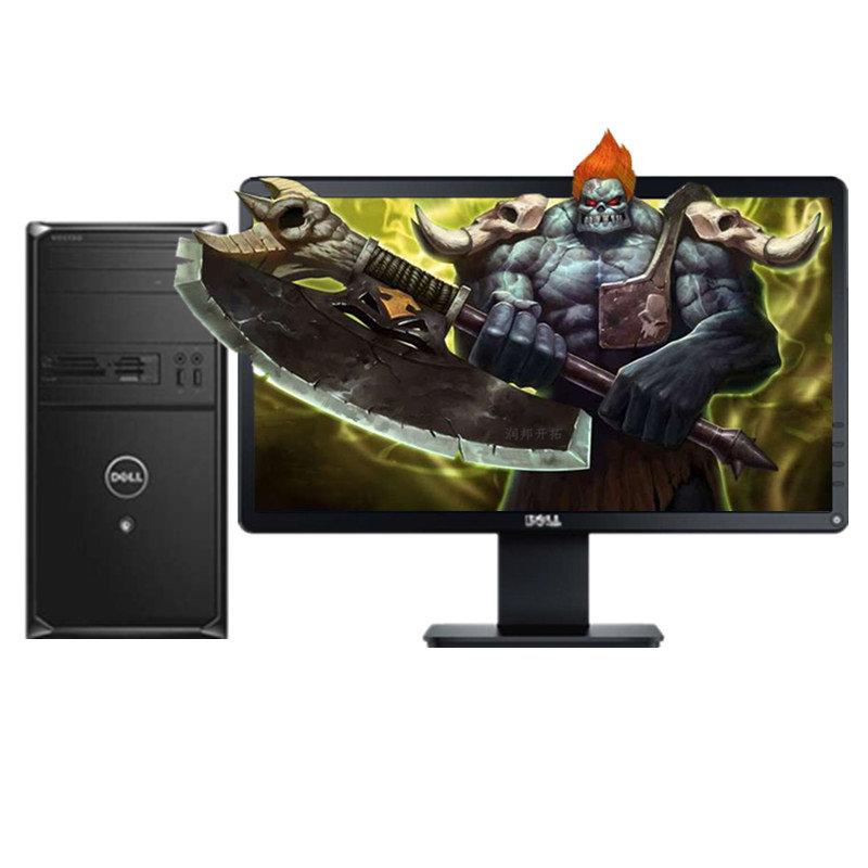 戴尔(Dell)3902-R53N8 19.5英寸台式电脑整机(I3 4G 500G 正版WIN7)商务办公商品大图